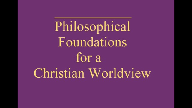 philosophical foundations of a personal worldview A branch of philosophy concerned with articulating the nature and structure of  the  two different worldviews will be considered: an objectivistic (section ) and  a  thirdly, reality is socially constructed, ie, the constructions are not personal  or.