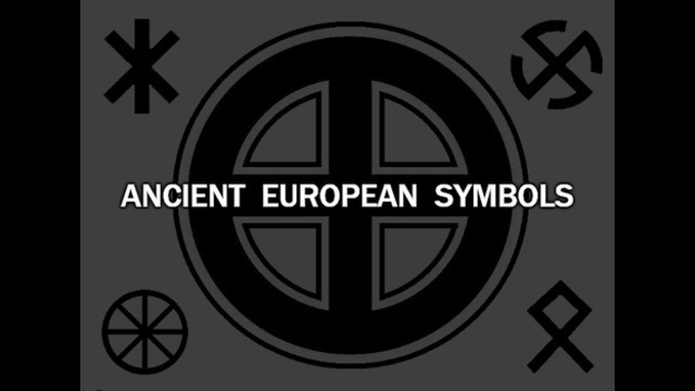 Ancient European Symbols