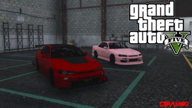Imported 2 R34s And Started A New Shop Gta 5 Real Life Mod Part 7