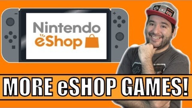 Let's Check Out More NEW Nintendo Switch eShop Games | 8-Bit Eric