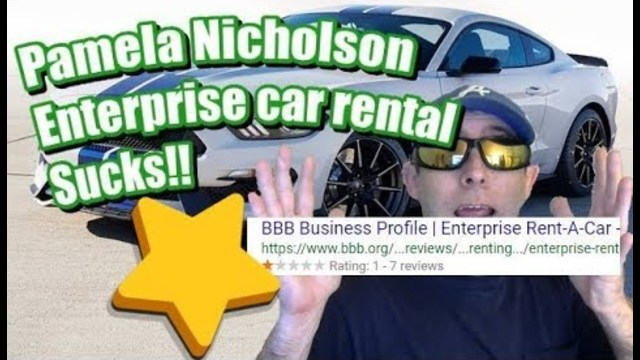 enterprise rent a car review they suck worst company ever. Black Bedroom Furniture Sets. Home Design Ideas