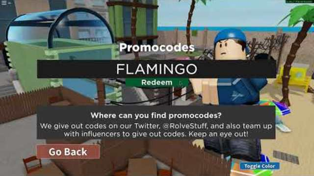 ALL* ARSENAL SUMMER UPDATE CODES | ROBLOX