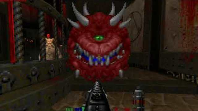 Calm, Collected and Ready To Cause Mayhem - Brutal Doom V21