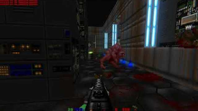 Toxin Refinery - Brutal Doom V21 With Ultimate Doom Playthrough