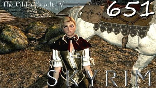 Skyrim Chapter 651 Clara Goldspirit