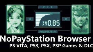 LetMaiDie: Vita Game Decrypter - How to play ps vita games
