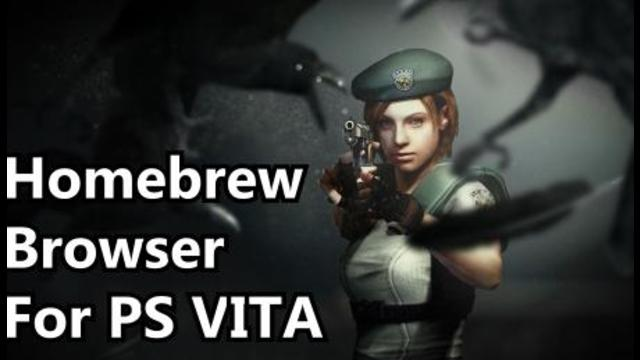 Homebrew Browser for PS VITA: Browse & Download the latest HENkaku