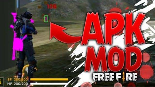 FREE FIRE MOD APK 1 39 1 V2 ( BIG ROCK MOD, AIM STABLE AND