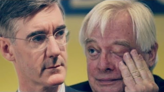 'You're Against UK Democracy' Jacob Rees Mogg OWN's Chris ...