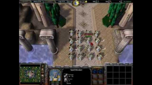 Warcraft 3: Ujimasa Presents the Elf Wars - Spell Breaker