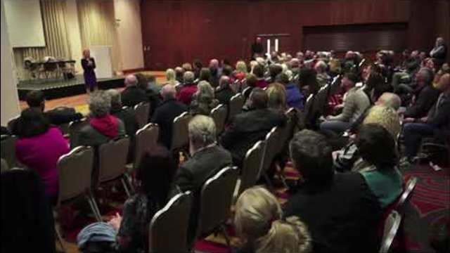 300 people attend First public meeting Anti Corruption Ireland