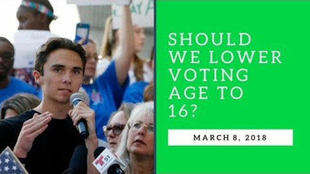 the pros and cons of the voting age of thirteen Research exists to suggest that lowering the voting age can improve voter participation and overall civic engagement 5 reasons for lowering the us voting age to 16.