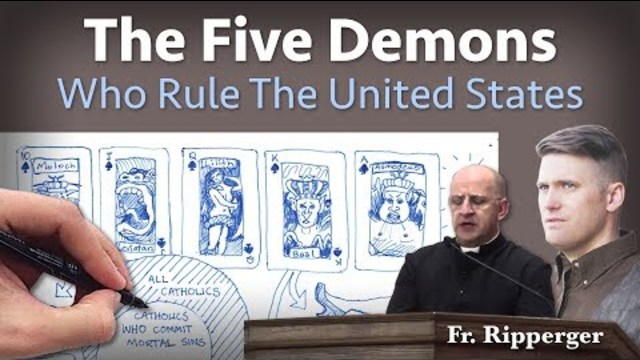 Diabolic Influence - Part 3: Obsession | Fr  Ripperger