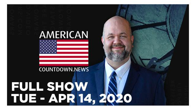 AMERICAN COUNTDOWN • TUE – 4/14/20