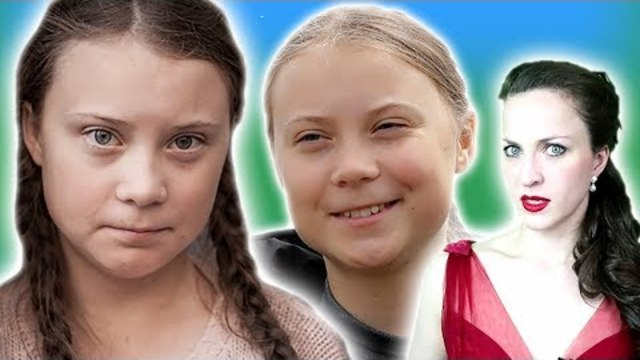 Greta Thunberg is a TERRIBLE Role Model   Climate Change