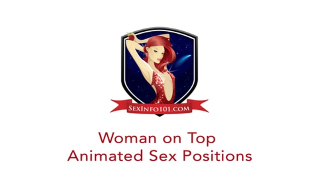 Animated Woman On Top Sex Positions - Sexinfo101Com-8303
