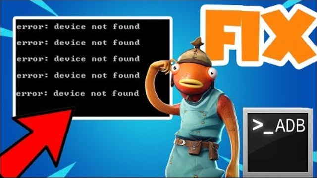 FIX   ADB Devices Not Found in command prompt ERROR (2019)