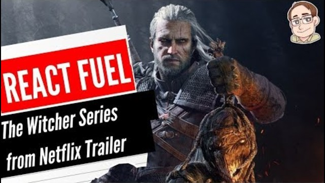 WHO WANTED THIS!?!? The Witcher Netflix Series | REACT FUEL