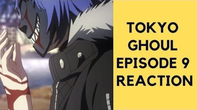 Tokyo Ghoul Episode 9 Reaction - Why's Everyone After Rize?!