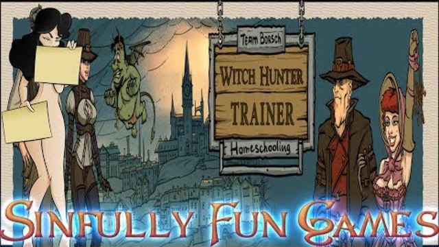Witch trainer guide