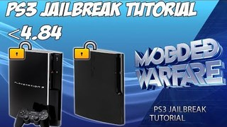 EP 2) PS3 Jailbreak Setting up MultiMan/WebMan Mod