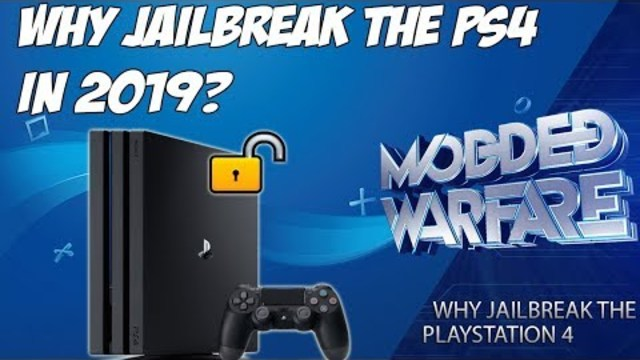 What Can You Do With a Jailbroken PS4 in 2019?