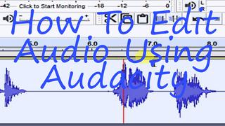 Audacity: Tutorial on How to Edit Audio Loudness LUF Level