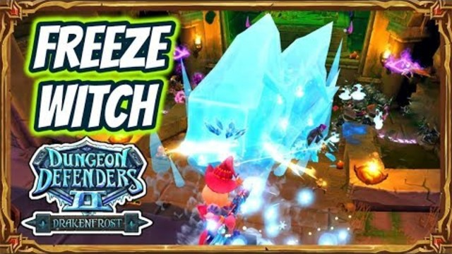 dungeon defenders 2 gunwitch