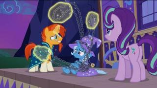 Blind Commentary To Mlpfim Season 7 Finale Episodes 2526 Shadow Play