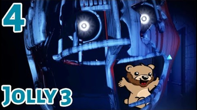Jolly 3: Chapter 1 Part 4! UNRELENTING ASSAULT! [FNAF]