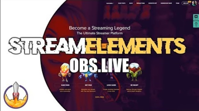 StreamElements OBS LIVE   A CHALLENGER APPROACHES!