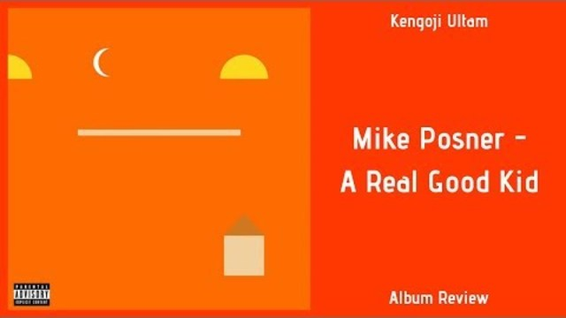 Mike Posner - A Real Good Kid Album Review