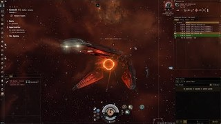 Eve Online - Thorax vs Tier 2 Abyssal Deadspace!