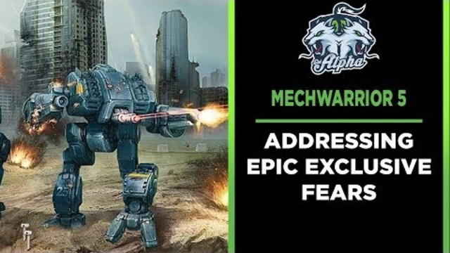 Mechwarrior 5 Mercenaries: Addressing Concerns about Epic