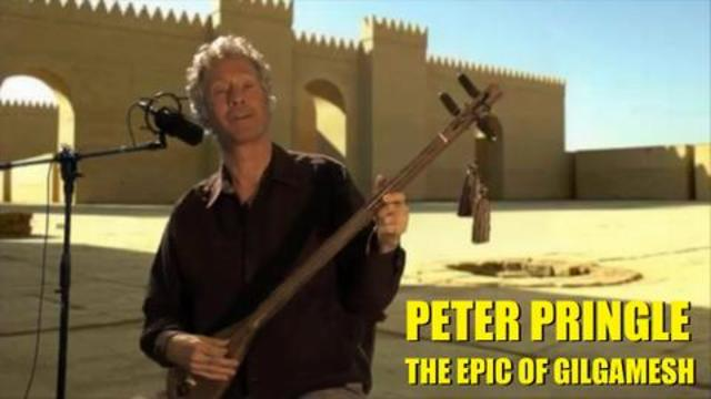Peter Pringle - The Epic of Gilgamesh (in ancient Sumarian)